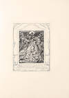 View Image 2 of 4 for Illustrations of the Book of Job. Invented and engraved by William Blake Inventory #38885