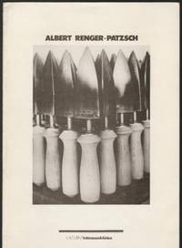 image of Albert Renger-Patzsch: 100 photographs, photograhien, photographies - 1928