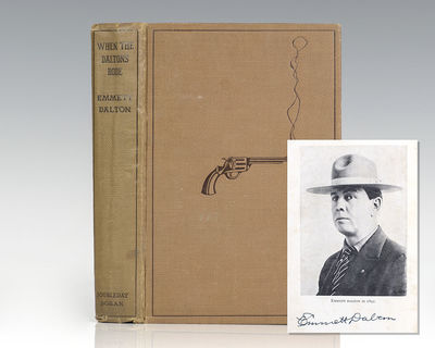 Garden City, NY: Doubleday, Doran & Company, Inc, 1931. First edition of Emmett Dalton's autobiograp...