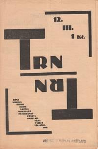 image of Trn: satirický časopis studentů [The thorn: a satirical student journal]. Vol. 3, no. 12 (1926)