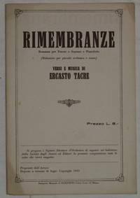 RIMEMBRANZE