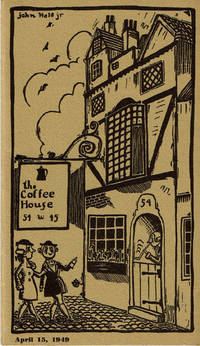 image of SOME NOTES ABOUT THE COFFEE HOUSE: A PRIVATE CLUB.