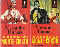 Le comte de Monte-Cristo, tomes I & II (Collection Marabout)
