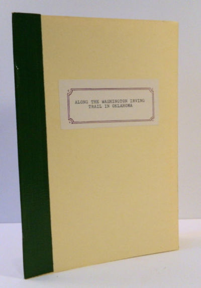 Oklahoma City: Oklahoma Historical Society, 1957. First Edition. Fine. ; map, 16 pp., fold out 1957 ...