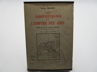 Paris.: Les Editions Inter-Nationales., 1949. Les Editions Inter-Nationales.. Printed wraps. . Very ...