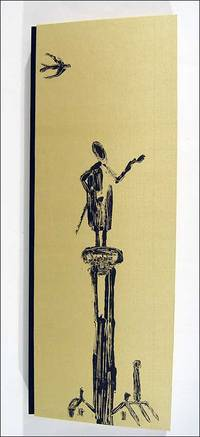 The Happy Prince. Oscar Wilde. Hand coloured, Printed and Bound by Mikhail Magaril. 1997