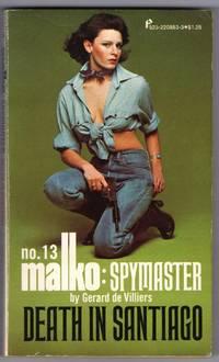 image of No 13 Malko: Spymaster - DEATH IN SANTIAGO