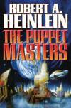 image of The Puppet Masters (Baen Science Fiction)