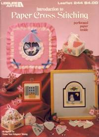 Introduction to Paper Cross Stitching Leaflet 244
