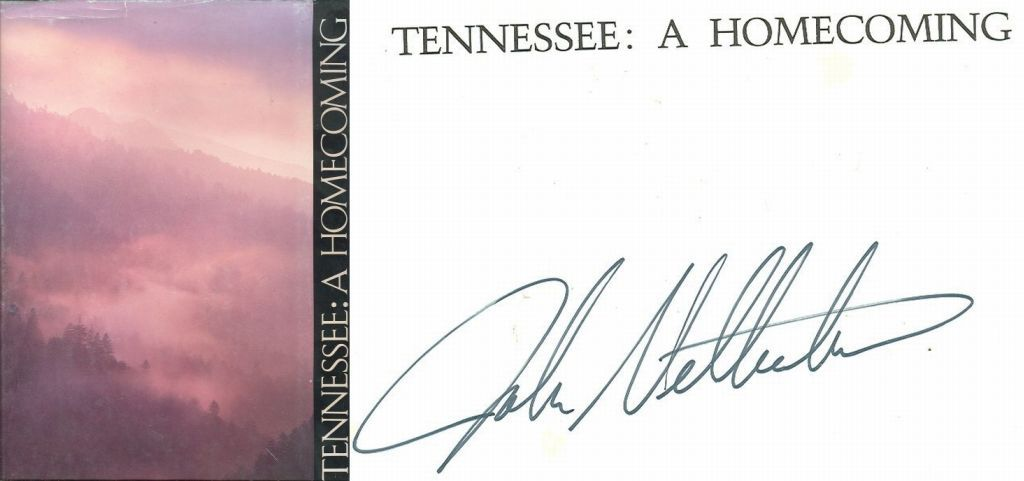 TENNESSEE A Homecoming, Netherton, John