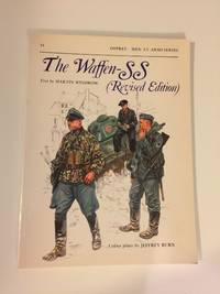 The Waffen-SS (Revised Edition) Men-At-Arms Series #34