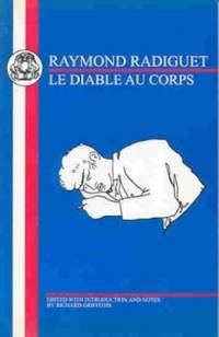 Radiguet: Le Diable au Corps (French Texts) by Raymond Radiguet - Paperback - from World of Books Ltd and Biblio.com