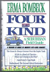 Four of a Kind.  A Suburban Field Guide