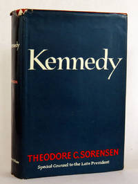 Kennedy by  Theodore C Sorensen - First Edition - 1956 - from Montgomery Rare Books & Manuscripts and Biblio.co.uk