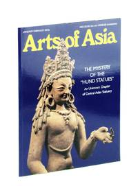 """Arts of Asia Magazine, Volume 46, Number 1, January [Jan.] - February [Feb.] 2016 - The Mystery of the """"Hund Statues"""""""