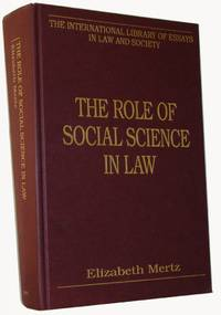 The Role of Social Science in Law