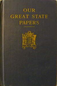 Our Great State Papers