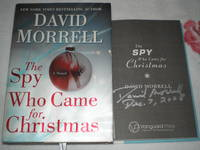 The Spy Who Came for Christmas: *Signed*