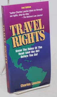 Travel Rights: know the rules of the road (and air) before you go!