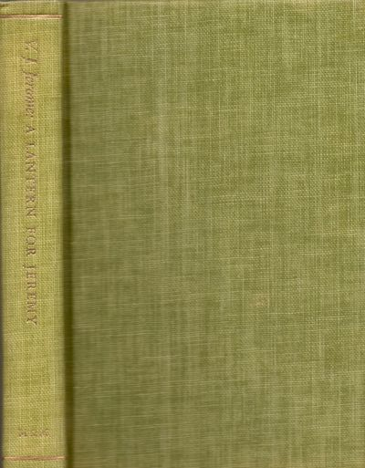 New York: Masses & Mainstream, 1952. First Edition. Hardcover. Very good/fair. Octavo. 288 pages. Gr...