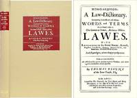 Nomo-Lexikon: A Law Dictionary. Interpreting Such Difficult and.. by  Thomas Blount - First edition - 2004 - from The Lawbook Exchange Ltd (SKU: 39063)