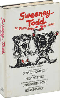 image of Sweeney Todd: The Demon Barber of Fleet Street (First Edition)