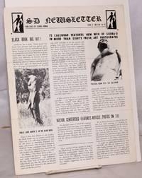 image of S. D.  newsletter [Sierra Domino newsletter] no. 2; Winter 1974-75
