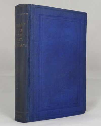 8vo. London: John Camden Hotten, 1868. 8vo, iv, (4), 304, (16, ads) pages. With a color frontispiece...