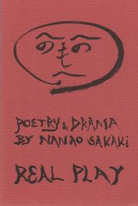 REAL PLAY [Title Page] / Poetry and Drama [Cover Subtitle]