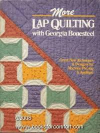 image of More Lap Quilting with Georgia Bonesteel