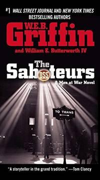 Saboteurs, the (Men at War (Paperback Jove))