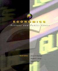 image of Economics : Private and Public Choice