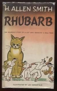 image of Rhubarb (Rudy Vallee bookplate)