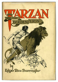 image of TARZAN AND THE GOLDEN LION ..