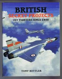 British Secret Projects, Jet Fighters Since 1950