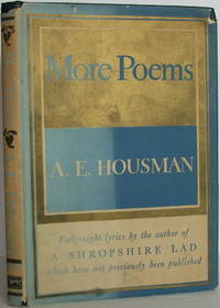 image of More Poems