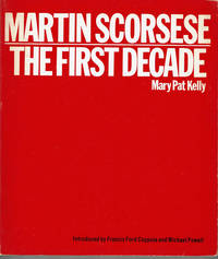 image of MARTIN SCORSESE: THE FIRST DECADE.