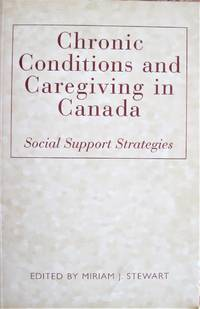 image of Chronic Conditions and Caregiving in Canada. Social Support Strategies.