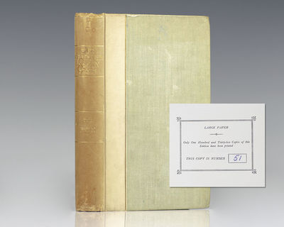 New York and Bombay: Longmans, Green, and Co, 1906. First edition of this installment in the Fur, Fe...