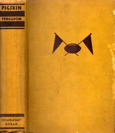 Garden City: Doubleday, Doran and Company, Inc, 1929. First Edition. Hardcover. Fair. 12mo. , 383 pa...