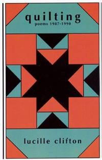 image of Quilting: Poems 1987-1990: 0021 (American Poets Continuum)