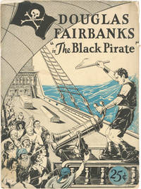 image of The Black Pirate (Original program for the 1926 silent film)