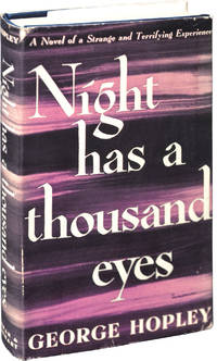 Night Has a Thousand Eyes (First Edition)