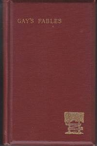 Fables by  Mr. John Gay - Hardcover - 1884 - from Monroe Bridge Books, SNEAB Member (SKU: 007812)