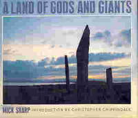 A Land of Gods and Giants by  Mick Sharp - First edition - 1989 - from The Glass Key (SKU: 82141)