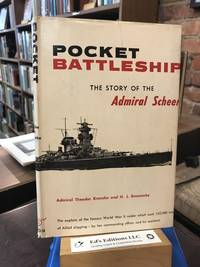 Pocket battleship;: The story of the Admiral Scheer