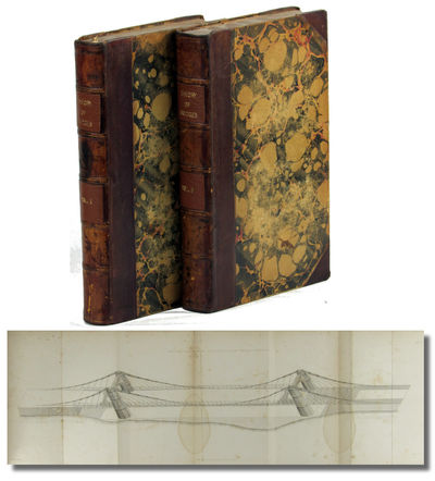 London: John Weale, 1849-55. Hardcover. Very good. x, 80pp; 88pp; 72pp; 140pp; lxvi+ folding plate o...