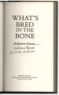 image of What's Bred In The Bone.