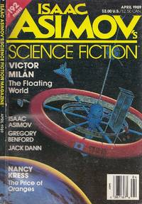 Isaac Asimov's Science Fiction Magazine Vol. 13, No. 4, April 1989