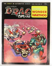 Peter Millar's Drag Cartoons featuring Wonder Warthog, Nov. 1966